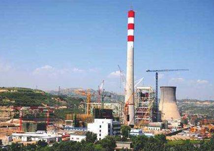 南京凯盛国际工程有限公司(霍州电厂项目)