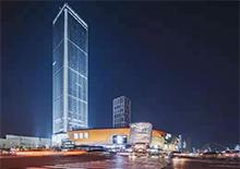 北京市万象城加固改造工程